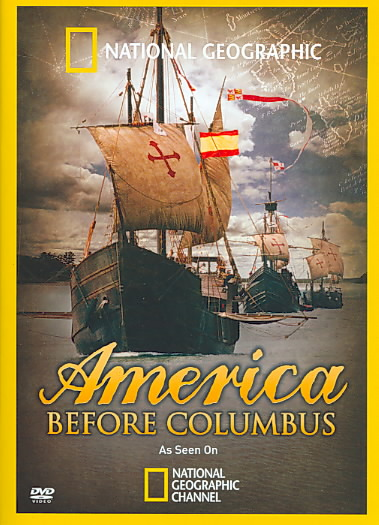 AMERICA BEFORE COLUMBUS (DVD)