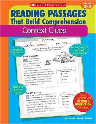Context Clues By Beech, Linda Ward